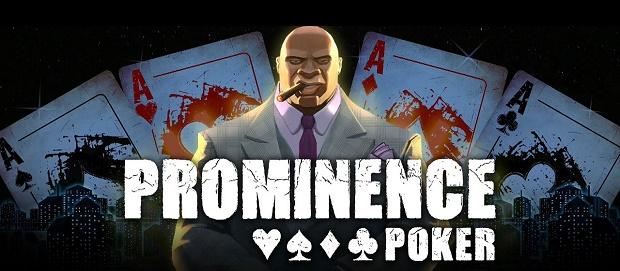 Prominence Poker Logo
