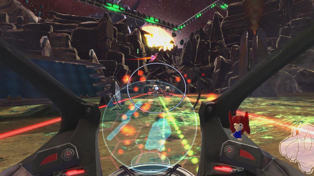 Super Stardust Ultra VR