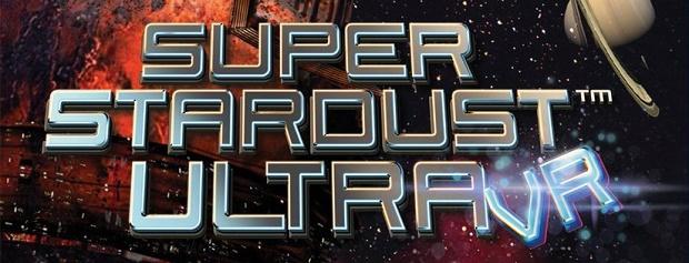 Super Stardust Ultra VR Logo