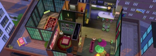 Sims 4 Großstadleben Ingame