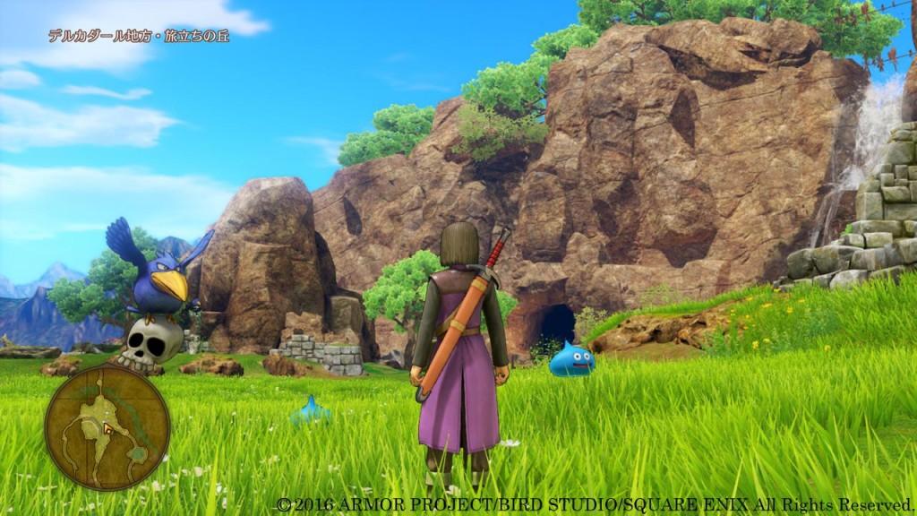 Dragon Quest XI Screen 1