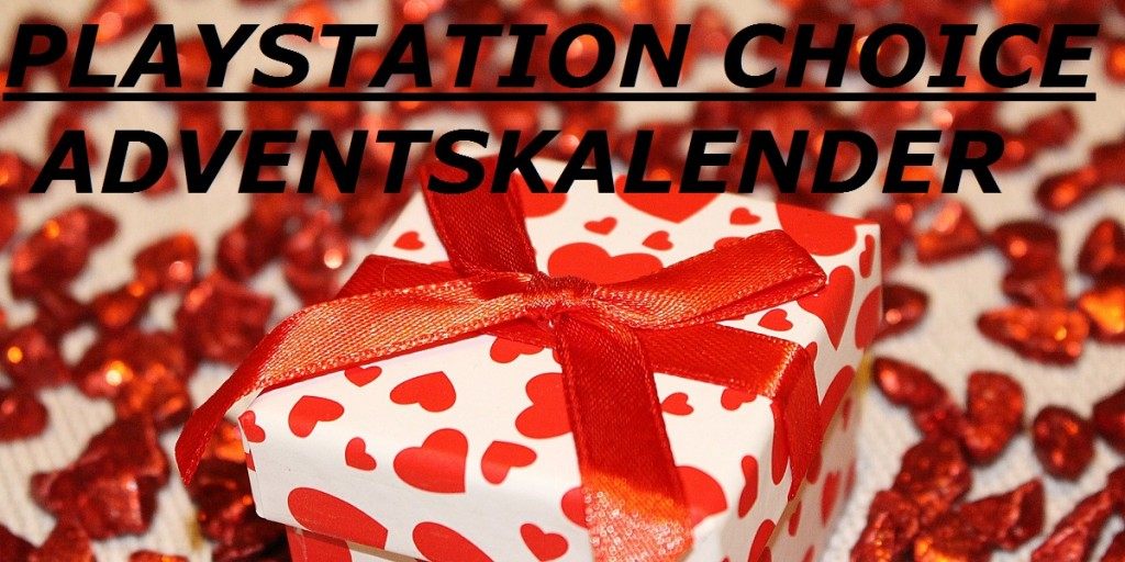 Playstation Choice Adventskalender