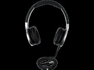 Mediamarkt ISY-IHP-1600 BK Headset Detailansicht