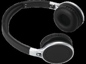 Media Markt ISY-IHP-1600 BK Kopfhörer Abbildung liegend