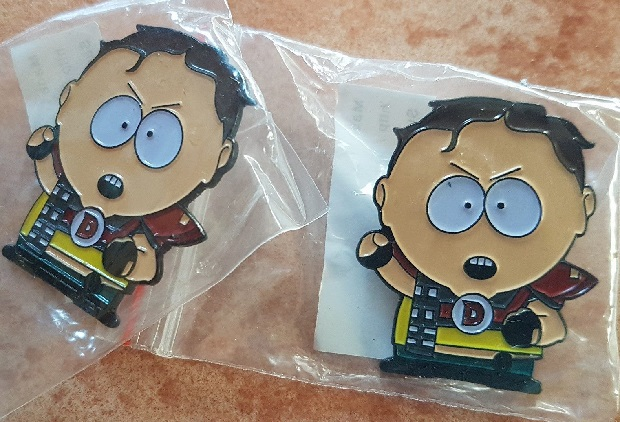 Southpark Pins, Helden, Superhelden pins