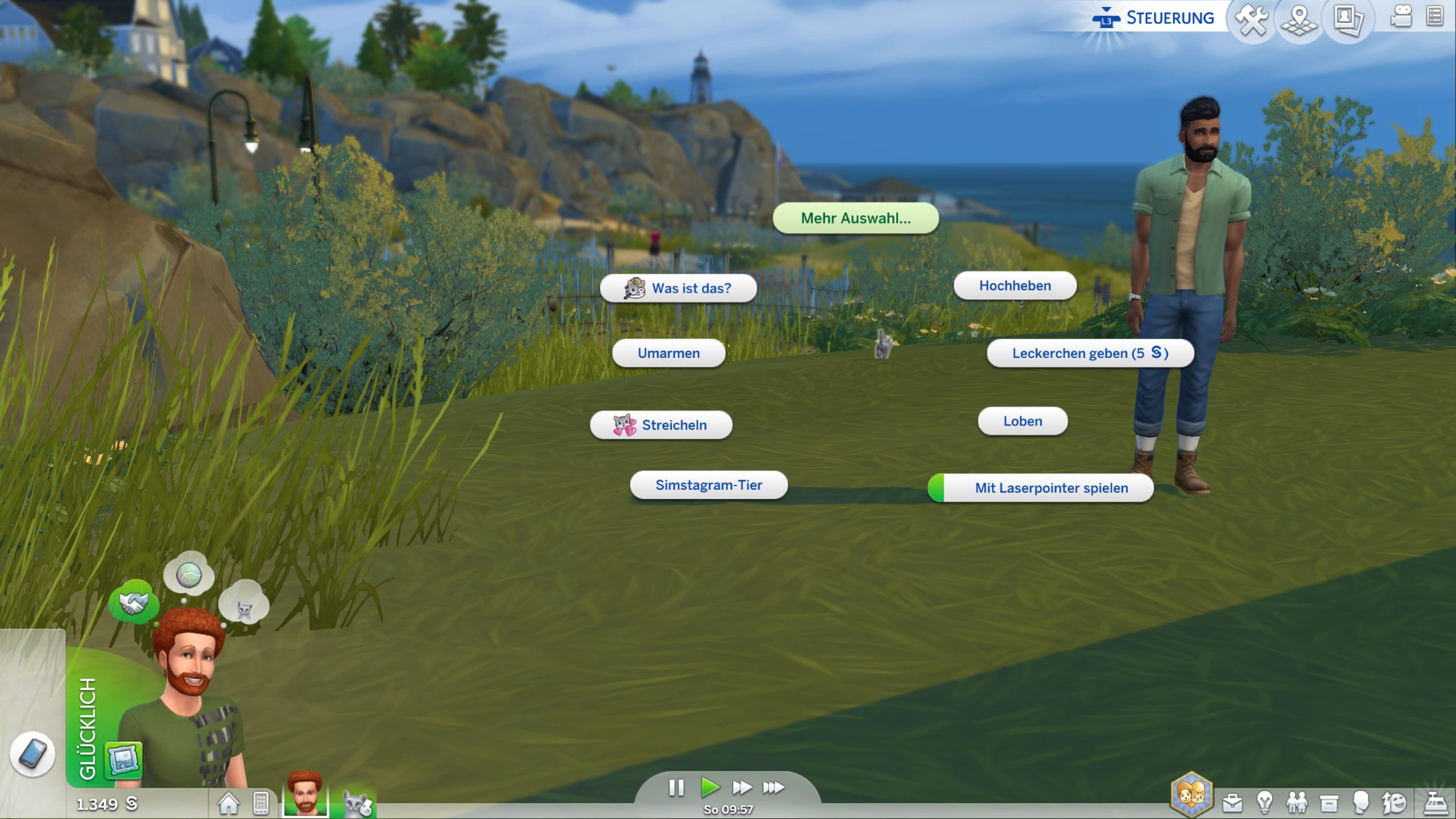 Die Sims 4: Hunde & Katzen DLC im Test – Playstation Choice